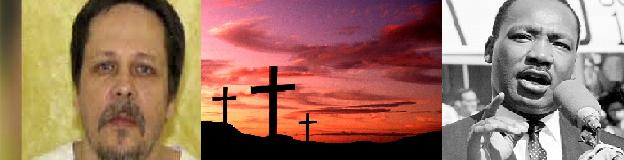banner for OH Execution - MLK - Gospel Love